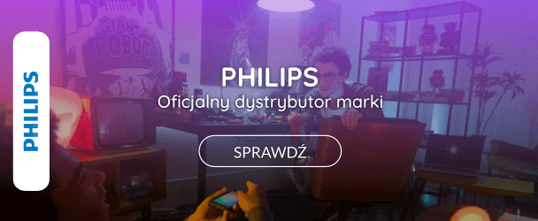 Oficjalny dystrybutor marki Philips