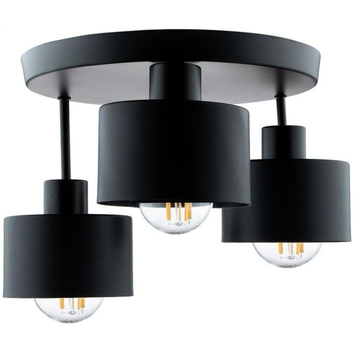 Lampa sufitowa jako oświetlenie do garażu