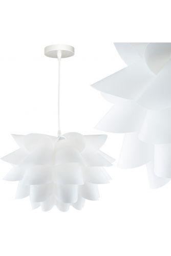 Lampa wisząca NUBIS ZWIS nowoczesna KWIAT do LED 1xE27 LUMILED