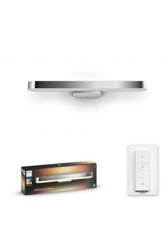 Philips HUE Adore Oświetlenie lustra łazienkowego ZigBee + Bluetooth 34177/11/P6