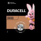 BATERIE Pastylkowe GUZIKOWE Duracell DL-2032 3V Blister 1szt