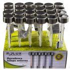 Zestaw 24x Lampa Ogrodowa LED SOLARNA GS7010-2 RGB BĄBELKOWA Inox Polux