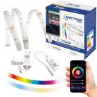 Taśma Pasek LED 17W RGB + CCT IP20 SMART TUYA Wi-Fi 5m Spectrum LED