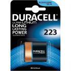 Bateria litowa DURACELL CRP2 DL223 CR-P2 6V Blister 1szt.