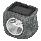Lampa Ogrodowa LED Solarna Imitująca KAMIEŃ Mały Polux