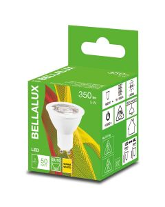 Zestaw 10x Żarówka LED HALOGEN GU10 5W = 50W 350lm 2700K 36° BELLALUX