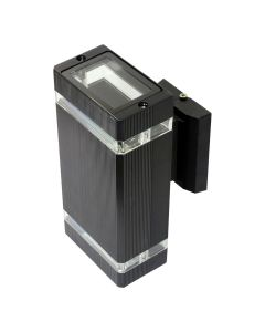 Lampa Ogrodowa Kinkiet Elewacyjny 2xGU10 VELA IP54