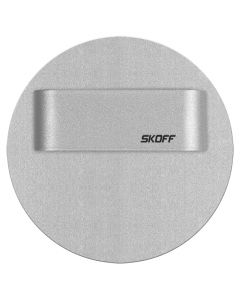 Oprawa Schodowa LED 1,8W 6500K 230V IP20 Aluminium RUEDA SHORT Skoff