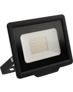 Naświetlacz LED HALOGEN MH 20W 4000K 1600lm Czarny LED2B KOBI