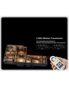 Żarówka LED GU10 5W 490lm RGB+W Ciepła Wi-Fi Mi-Light - FUT018WW