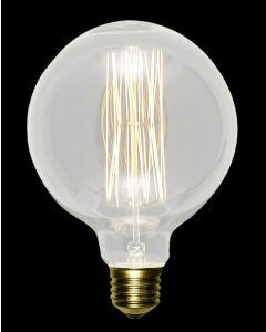 Żarówka dekoracyjna ozdobna Globe G125 E27 60W Lampex