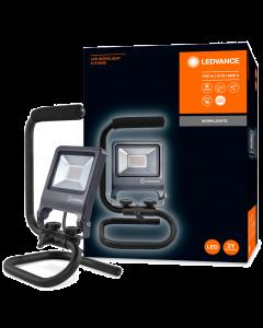 Naświetlacz przenośny LED 20W 4000K Neutralna IP65 Szary WORKLIGHTS S-STAND LEDVANCE