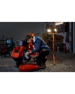 Naświetlacz LED Przenośna Lampa Robocza STATYW 2x20W 4000K IP65 WORKLIGHT VALUE LEDVANCE
