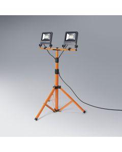 Naświetlacz LED przenośna lampa robocza STATYW 2x30W 4000K IP65 WORKLIGHT TRIPOD LEDVANCE