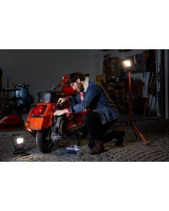 Naświetlacz LED przenośna lampa robocza STATYW 2x50W 4000K IP65 WORKLIGHT TRIPOD LEDVANCE