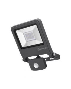 Naświetlacz LED 30W 3000K IP44 Szary FLOODLIGHT ENDURA LEDVANCE Czujnik ruchu