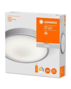 Lampa Sufitowa LED Plafon 22W 2700-6000K CCT ORBIS 41cm + PILOT LEDVANCE