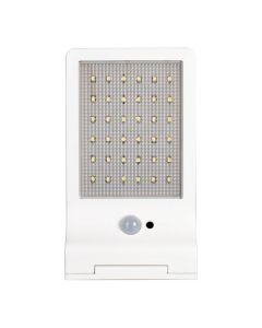 Naświetlacz Lampa Solarna LED Biała 3W 4000K Neutralna Czujnik Ruchu i Zmierzchu DOORLED LEDVANCE