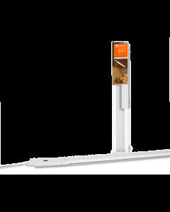 Lampka LED PODSZAFKOWA Listwa Cabinet SLIM przenośna MEBLOWA 50 cm 10W 470lm 3000K Ciepła LEDVANCE