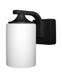Kinkiet ścienny zewnętrzny elewacyjny lampa ścienna Czarna IP43 ENDURA CLASSIC Lantern Cylinder E27 LEDVANCE