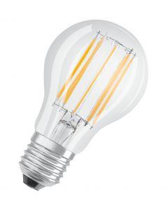 Żarówka LED A60 E27 12W = 100W 1521lm 2700K OSRAM PARATHOM FILAMENT Ściemnialna