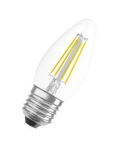 Żarówka LED E27 Świeczka 4W = 40W 470lm 2700K OSRAM Filament Parathom
