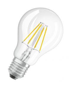 Żarówka LED E27 A60 4W = 40W 470lm 4000K Neutralna 300° Filament OSRAM Parathom
