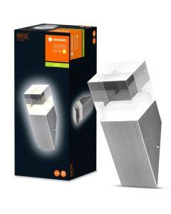 Kinkiet POCHODNIA lampa elewacyjna ścienna nowoczesna 4,5W 3000K Endura Style CRYSTAL LEDVANCE
