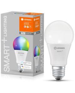 Żarówka LED E27 A60 9W 806lm ciepła-zimna + RGB ściemnialna SMART+ WiFi LEDVANCE