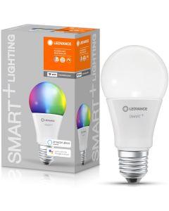 Żarówka LED E27 A60 9,5W 1055lm ciepła-zimna + RGB ściemnialna SMART+ WiFi LEDVANCE