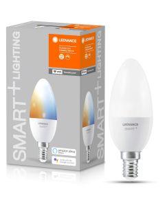 Żarówka LED E14 ŚWIECZKA 5W 470lm ciepła-zimna ściemnialna SMART+ WiFi LEDVANCE
