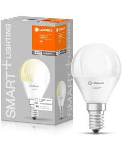Żarówka LED E14 KULKA 5W 2700K ciepła 470lm ściemnialna SMART+ WiFi LEDVANCE