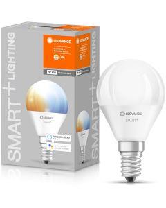 Żarówka LED E14 KULKA 5W 470lm ciepła-zimna ściemnialna SMART+ WiFi LEDVANCE