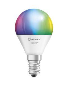 3PAK Żarówka LED E14 P45 5W 470lm CCT RGB  LEDVANCE  SMART+ WiFi Ściemnialna
