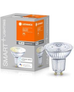 Żarówka LED GU10 halogen 5W 2700K ciepła 350lm ściemnialna SMART+ WiFi LEDVANCE