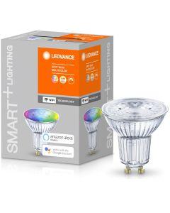 Żarówka LED GU10 halogen 5W 350lm ciepła-zimna + RGB ściemnialna SMART+ WiFi LEDVANCE