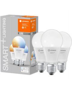 3-PAK Żarówka LED E27 A75 14W 1521lm Ciepła-Zimna Ściemnialna SMART+ WiFi LEDVANCE