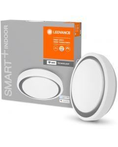 Plafon LED lampa sufitowa szara ORBIS Moon 24W 2500lm ciepła-zimna 38cm SMART+ WiFi LEDVANCE
