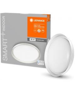 Plafon LED lampa sufitowa biała ORBIS Plate 24W 2500lm ciepła-zimna 43cm SMART+ WiFi LEDVANCE