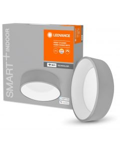 Plafon LED lampa sufitowa ORBIS Cylinder 24W 2800lm ciepła-zimna 45cm SMART+ WiFi LEDVANCE