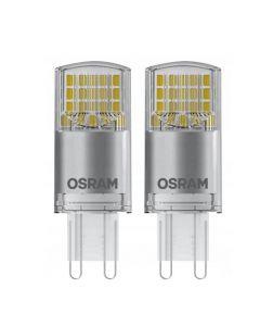 2PAK Żarówka LED G9 KAPSUŁKA 3,8W = 40W 470lm 2700K Ciepła 300° OSRAM Parathom