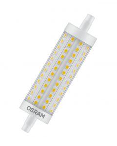 Żarnik LED R7S 15W 125W 2000lm OSRAM 2700K 118MM ściemnialny