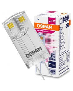 Żarówka LED G4 KAPSUŁKA 0,9W = 10W 100lm 2700K Ciepła 300° 12V  OSRAM Parathom