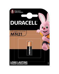 Baterie specjalistyczne DURACELL MN21 A23 V23GA 12V Blister 1szt