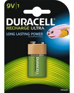Duracell Akumulator HR-9V 6F22 170mAh