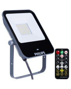 Naświetlacz LED 50W 5250lm 4000K Czujnik Ruchu + Pilot Philips Ledinaire