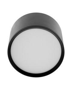 Oprawa Natynkowa LED 7W 4000K ROLEN Czarna TUBA SPOT 7cm
