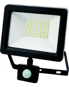Naświetlacz LED LPP30CWGB 30w czujnik ruchu zmierzchu PIR POLUX