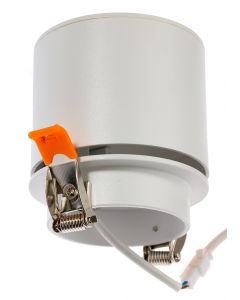 Oprawa sufitowa podtynkowa reflektor punktowy LED Haron POLUX 15W 1200lm 3000K