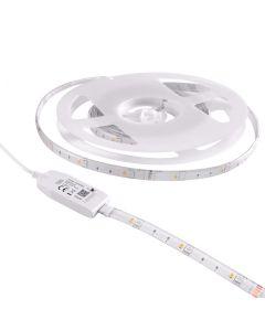 Taśma LED WIFI Smart 2m 6,5W 4000K 540lm RGB IP65 TUYA Polux